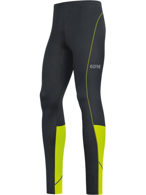 GORE WEAR R3 Pantaloni da corsa lunghi Uomo nero